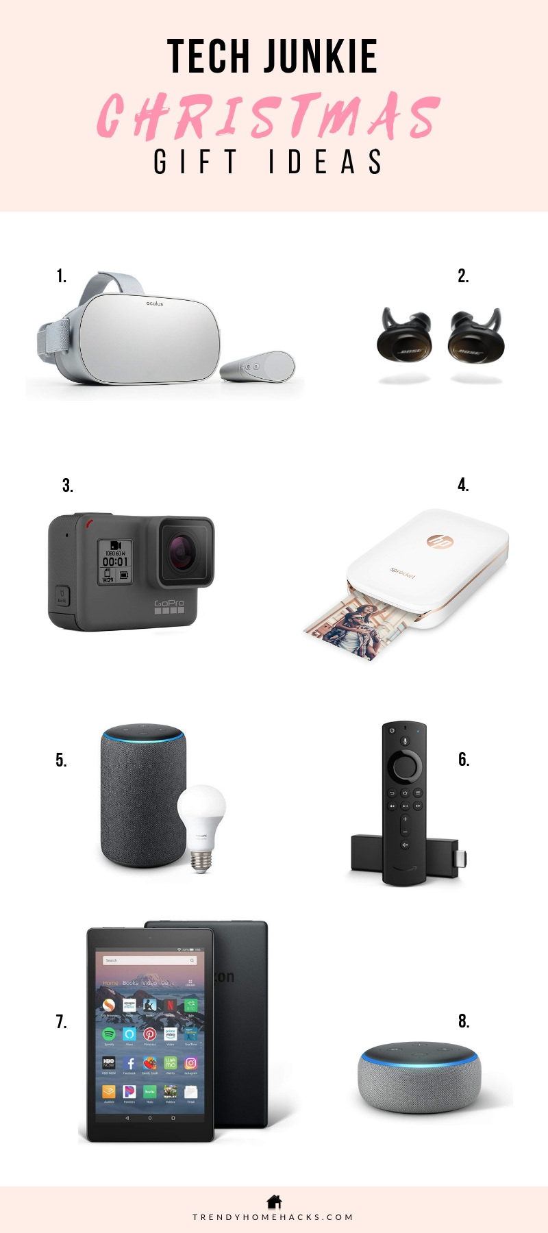 Holiday Best Selling Home Gift Guide