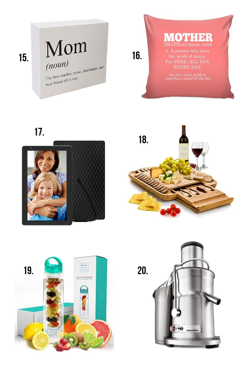 Mother's Day Unique and Practical Gift Ideas 2019